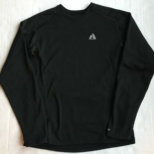 Eddie Bauer First Ascent Black Thermal Long Sleeve